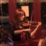 NYE2008-Diana-Violin