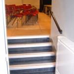 Side door steps
